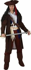 Costume PIRATE des CARAIBES XL Déguisement Adulte Homme Jack Sparrow
