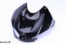 BMW S1000R 2014 - 2015 S1000RR 2015+ Carbon Fiber Front Tank Cover, Twill