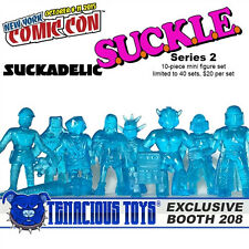 NYCC Exclusive SUCKLE Series 2: Blue Razzberry by Suckadelic
