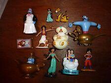Joblot Disney Aladdin figure toy playset Genie Jasmine Sultan Abu Rajah