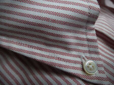 Brooks Brothers Button Down Oxford Shirt ~ Milano Fit ~ New 15 x 33 NWT USA $140