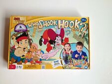 JAKE AND THE NEVER LAND PIRATES WHO SHOOK HOOK GAME NEVER OPENED.