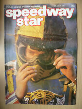 VINTAGE SPEEDWAY STAR MAGAZINE, Vol. 29, No. 13, 21 JUNE 1980