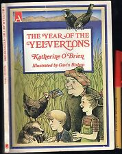RARE New Zealand Children's story The YEAR of the YELVERTONS 86 pages