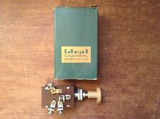 Vintage IDEAL No. 3202 PUSH Pull CAR Truck BUS Van Switch AnTiQuE NOS NIB