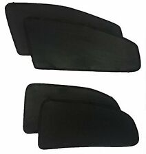 Nissan Micra Jet Z Black 5 Pc Magnetic SIDE+REAR Window Sun Shade Mesh Curtain