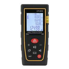 80M Handheld Digital Laser Distance Meter Range Finder Measure Diastimeter WD