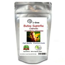 180 cap Butea Superba Powder Thai Herb 100% Natural Male Sex Enhancer THAILAND