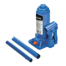 Silverline Hydraulic Bottle Jack 4 Tonne 245113