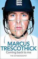 MARCUS TRESCOTHICK  COMING BACK TO ME ENGLAND  CRICKET FATHERS DAY FREE POSTAGE