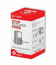 Fire Avert Electric Auto Stove Shut-off Safety Device (4 Prong) - As Seen On Sha