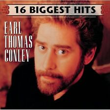 Earl Thomas Conley - 16 Biggest Hits [New CD] Rmst, Slipsleeve Packaging, Specia