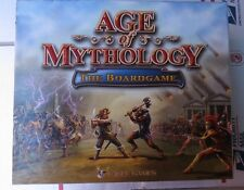 Age of Mythology Role Playing Strategy Board Game Eagle Microsoft Missing 2 Dice