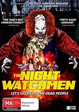 The Night Watchmen NEW R4 DVD