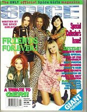 SPICE GIRLS Spice Magazine Jan 1999 1/99 Collectors Issue Music POSTER