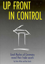 Upfront in Control by Peter Miller (Paperback)