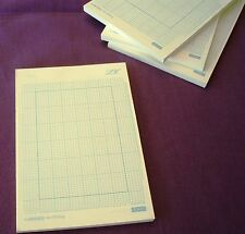 Grid Paper (pack of 100) for 30-stitch Pattern Punch Card Knitting machine