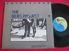 BLUES ROCK LP - THE BLUES PROJECT - ARCHETYPES (1974) MGM M3F 4953
