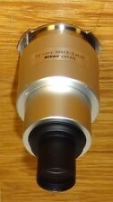 Nikon Microscope ENG Photo Camera Mount Adapter 0.45X for T2 TUBE