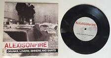 "ALEXISONFIRE - Drunks, Lovers, Sinners And Saints 7"" VINYL City And Colour *RAR*"