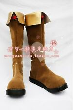 Cosplay kostüm The Legend of Zelda Link Boots Stiefel Maßschneider CSZ0004