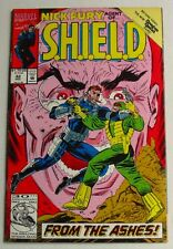 NICK FURY, Agent of S.H.I.E.L.D. - 42 - 1992 - THE PAST RECALLED - V.O