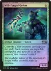 Will Forged Golem - M15 Magic 2015 Core Set - Common (Foil) - Near Mint