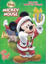 Disney Mickey Mouse Christmas Coloring Book ~ Oh, Joy! - FREE SHIPPING