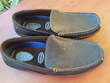 Dr. Scholl's Men's Comfort Shoes Brown Slipons Loafers Size 8 M