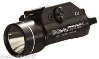 StreamLight TLR-1S LED Tactical Light With Strobe  69210