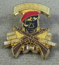 US Army Special Forces Airborne Ranger Pin / Clutchback
