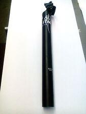 ITM Alutech Seatpost. 7075 31.6 x 350mm. Black. New. UK Seller