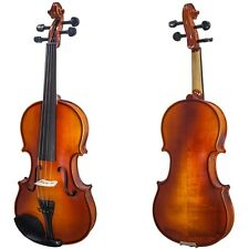 4/4 Student Violin w Case,  Rosin & Extra Bow/Strings