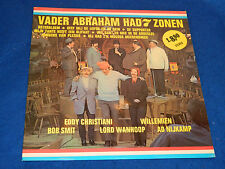 LP Vader Abraham had 7 zonen EDDY CHRISTIANI willemien BOB SMIT wanhoop NIJKAMP