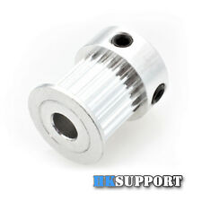 20T 6.35mm Bore 9/10mm Width GT2 Timing Belt Alu Drive Pulley for CNC 3D Printer
