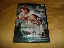 Clash of the Titans (DVD, 2010, Canadian) sealed