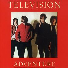 Television - Adventure (CD NEUF)