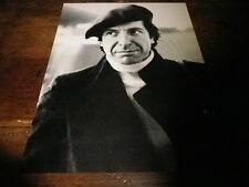 LEONARD COHEN - Mini poster Noir & blanc 2 !!!!!!!!!