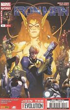 IRON MAN N° 8 Marvel France 2ème Série Panini comics