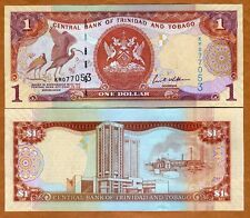 Trinidad and Tobago, 1 dollar, 2006, P-46, UNC
