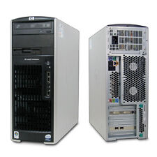 HP XW6600 Workstation Desktop PC Tower 2.83GHZ INTEL Twin QuadCore 16GB RAM Win7