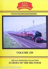 Wellingborough, Bescot, Oxford, York, Echoes of the Big Four, B&R Vol. 159