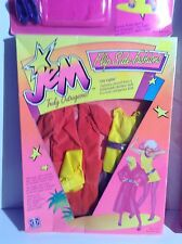 Jem doll fashions 2 NRFB Midnight Magic and City Lights new unopened check photo