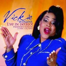CD ONLY (ARTWORK/DIGIPAK MISSING) Vickie Winans: Live in Detroit (W/Dvd) (Exp)