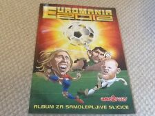 one2play Euromania 2012 football sticker album / unused Euro 2012