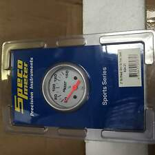 "SALE- Speco Electrical Oil Temperature Gauge 2"" 50-100 Degrees - Sports Series"