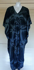 Kaftan / Caftan dress long length plus size 14-24 Grecian Fall Stunning design