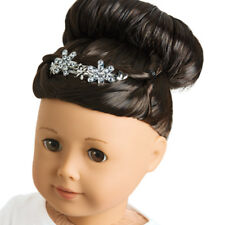"""American Girl TM HEADBAND TIARA IN BAG for 18"""" Doll Jewelry Fancy Holiday NEW"""