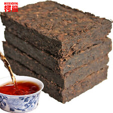 1985 Year Chinese Ripe Pu'er 250g Puer Tea Brick Pu-erh Ancient Tree Pu-erh