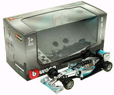 Burago 38020 - 1/43 SCALE F1 CAR 2014 MERCEDES AMG TEAM LEWIS HAMILTON